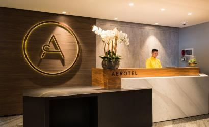 Aerotel London opens at Heathrow Airport