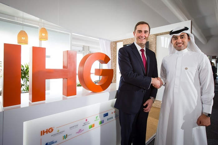 AHIC 2018: IHG signs with Al Hokair Group for Holiday Inn expansion in Saudi Arabia