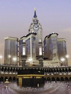 Saudi Arabia expects hotel capacity to reach 308,000 by 2014
