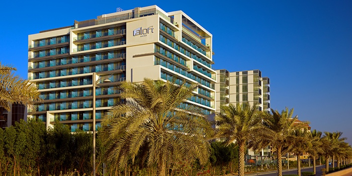Aloft Palm Jumeirah takes brand into Dubai