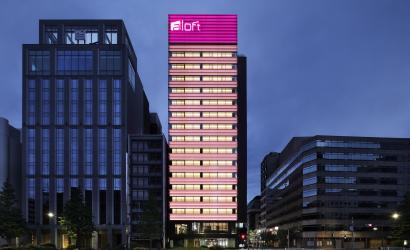 Aloft Tokyo Ginza takes brand into Japan for first time