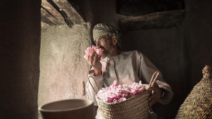 Image result for Anantara Al Jabal Al Akhdar Resort Damask Roses
