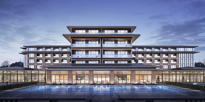 Anantara Jinsha Chengdu Hotel scheduled for 2021 opening