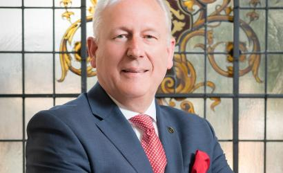 Breaking Travel News interview: Andrew Batchelor, general manager, The Landmark London