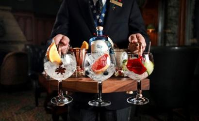 Ashford Castle capitalises on gin boom with new tasting experience
