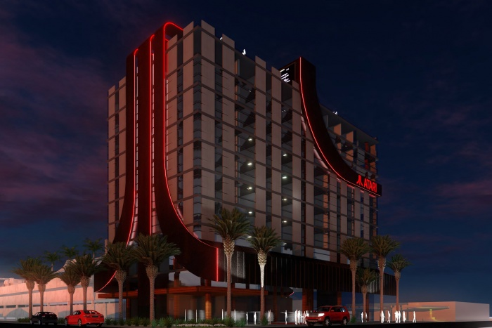 Atari Hotels unveils plans for United States launch