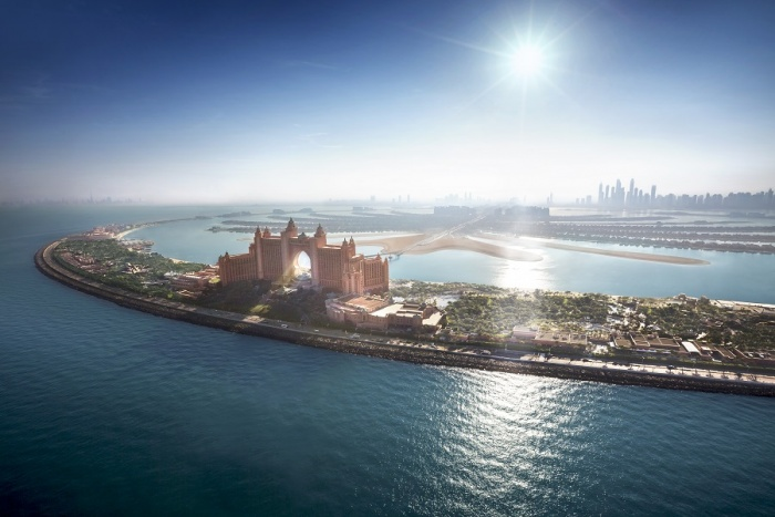 TFest headed for Palm Jumeirah, Dubai, in February