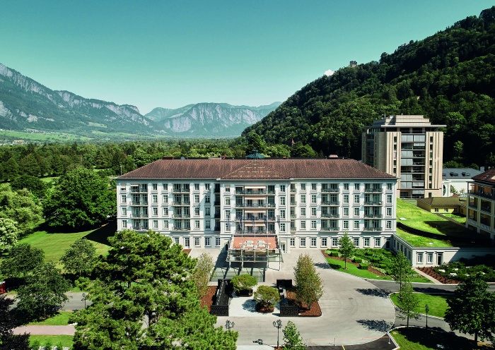 Grand Resort Bad Ragaz welcomes Grand Hotel Quellenhof reopening