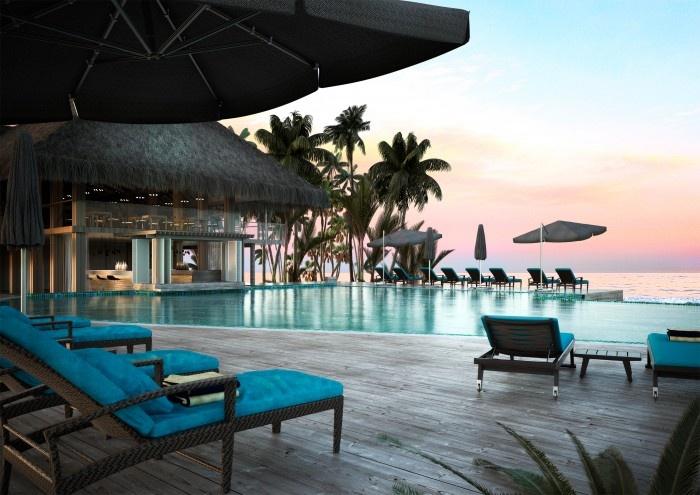 Baglioni resort maldives to open in march next year news for Maxim design hotel 3 star