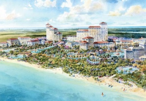 Meliá set to open at Baha Mar in the Bahamas