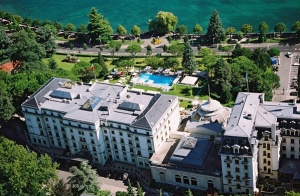 Breaking Travel News review: The Beau-Rivage Palace, Switzerland