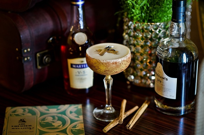 Breaking Travel News investigates: New Golden Age of Cocktails at Sheraton Grand London