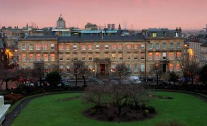 Blythswood Square: A jewel in Glasgow's crown