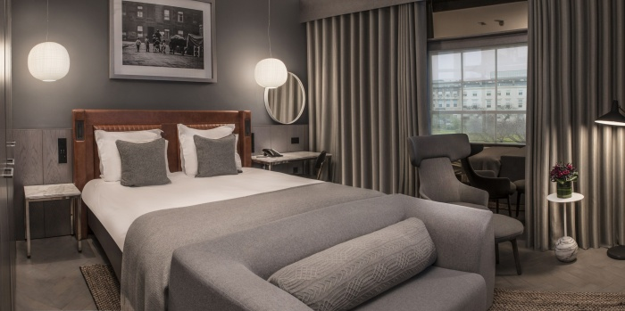 Blythswood Square Hotel undergoes interior renovation