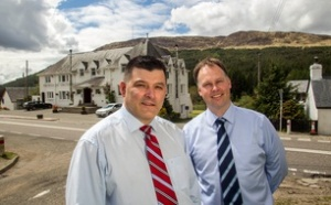 Bridge of Orchy Hotel extends its welcome in £1.5m renovation