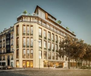 Bulgari Hotels reveals plans for Paris property