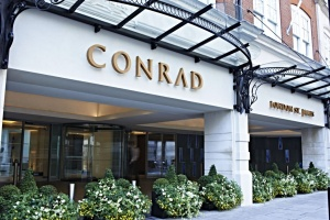 Conrad Hotels & Resorts comes to London with St James property