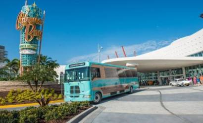 Universal Orlando's Cabana Bay Beach Resort is now open