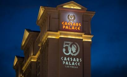 Las Vegas legend Caesars Palace prepares for golden anniversary