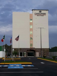 InterContinental Hotels Group opens Candlewood Suites, Mexico