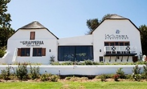 Charles Back opens unique wine tourism destination in Paarl