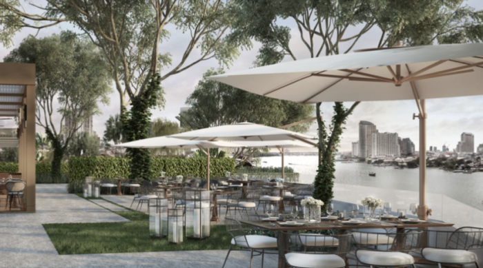Capella Bangkok set to debut in late 2019