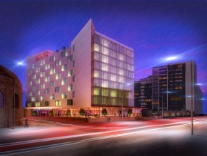 The Radisson Red Hotel Glasgow set to open