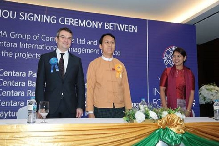 Centara Hotels moves into Myanmar with six property deal
