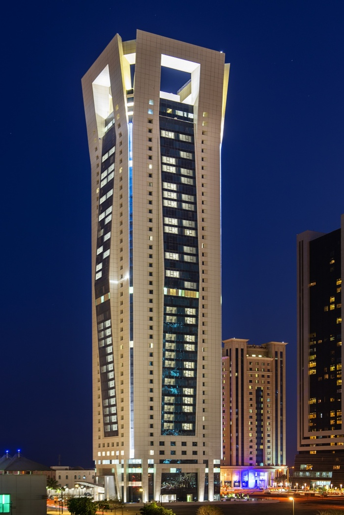 Centara West Bay Residences & Suites opens in Doha, Qatar