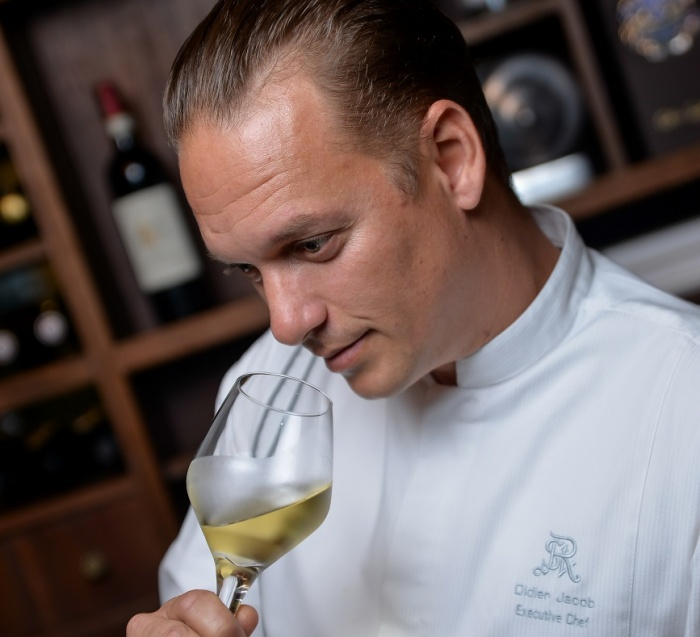 Jacob appointed head chef at St. Regis Mauritius