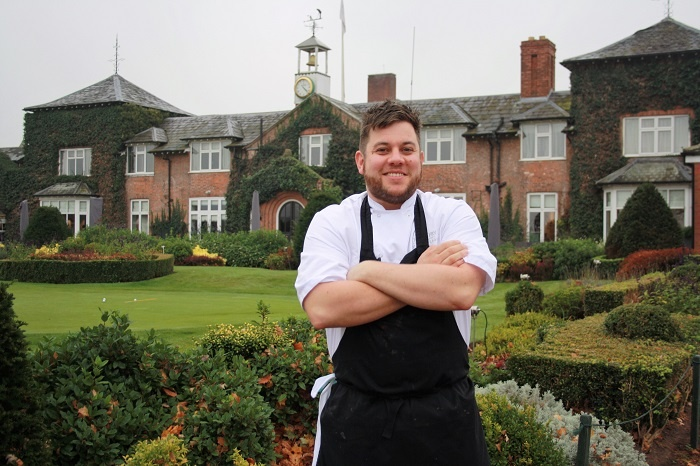 Swift takes over at the Ryder Grill, The Belfry Hotel