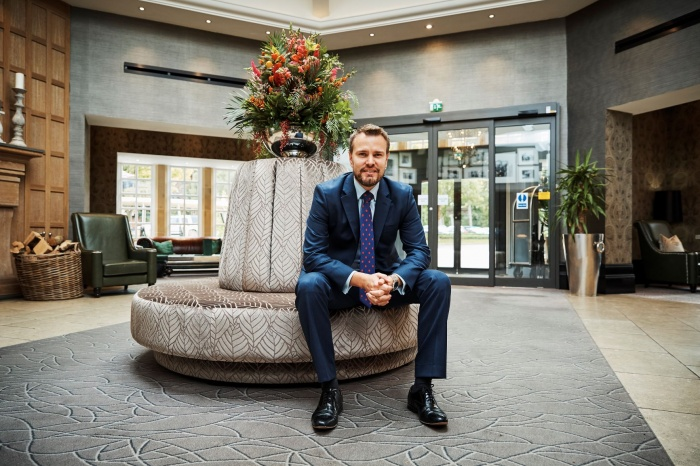 Eigelaar appointed resort general manager at the Belfry