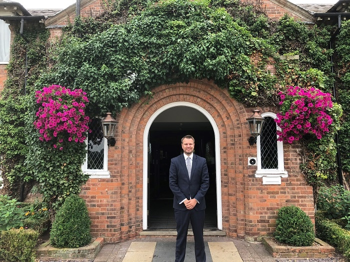 Eigelaar appointed general manager at The Belfry