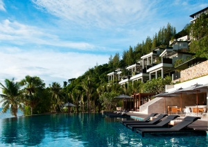 Conrad Koh Samui introduces Oceanview Three Bedroom Pool Villa