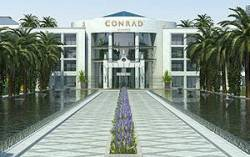 Conrad Algarve takes leading new resort title at World Travel Awards