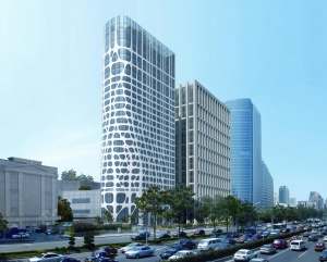 Conrad Beijing welcomes first guests