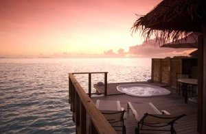 Conrad Maldives Rangali Island offers i-Pod Touch service for its guests