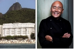 Celebrity chef Ken Hom to front new restaurant at Copacabana Palace