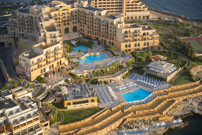 Breaking Travel News investigates: Corinthia Hotel St George's Bay, Malta