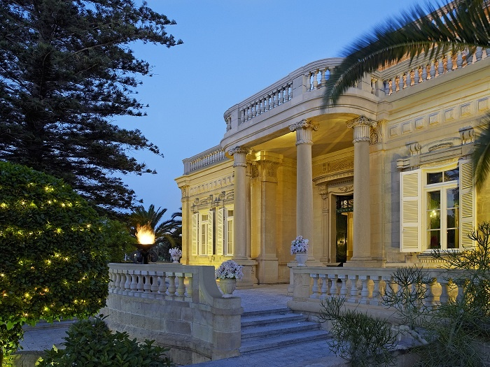 News: Corinthia Palace in Malta offered for exclusive use