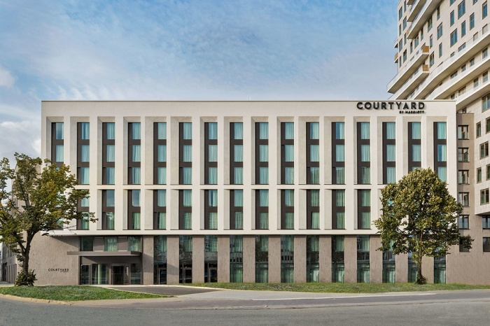 Courtyard by Marriott Hamburg City opens in Germany