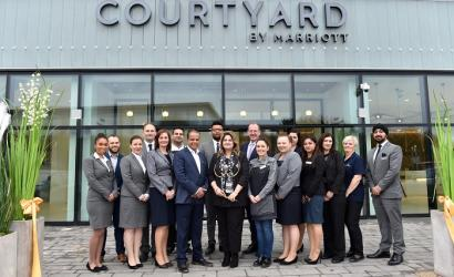 Courtyard by Marriott expands UK portfolio with Luton Airport location
