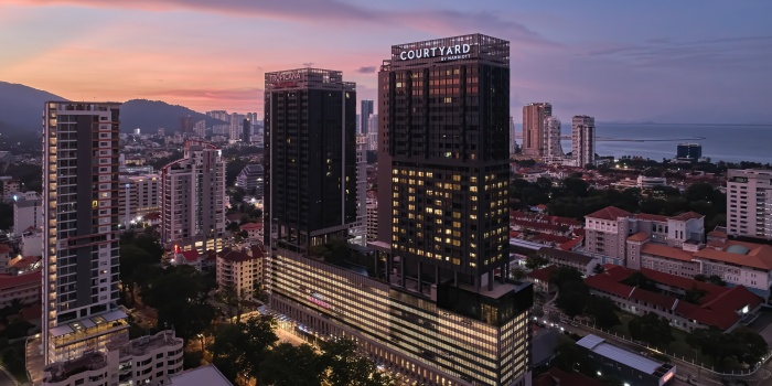 Courtyard by Marriott Penang takes brand into Malaysia