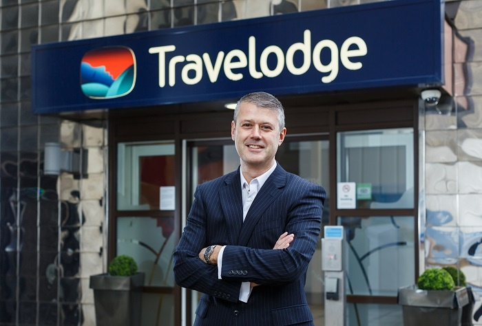 New chief operating officer for Travelodge in UK