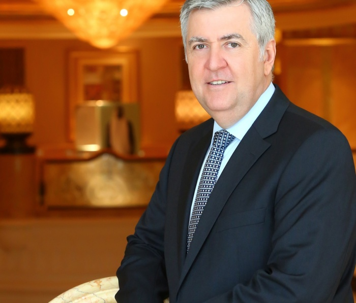 Emirates Palace appoints Martin Cramer as new general manager