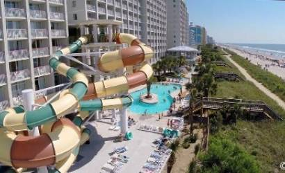 Myrtle Beach's Crown Reef Resort opens $2 million oceanfront waterpark