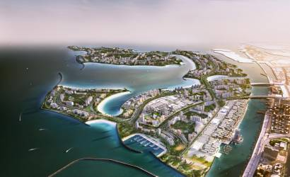 Nakheel development taking shape on Deira Islands, Dubai