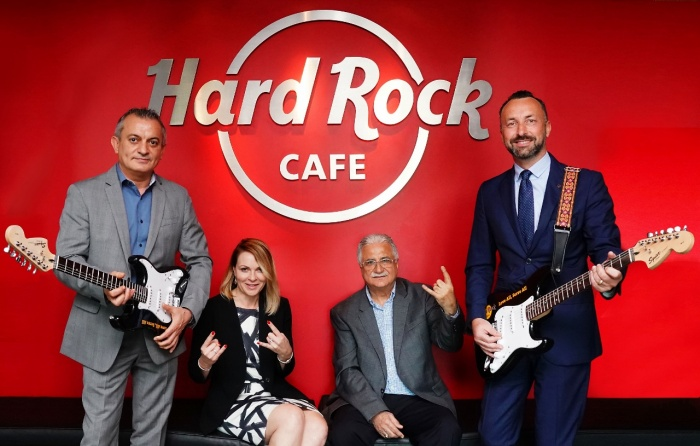Hard Rock Café set for Dubai International opening in November