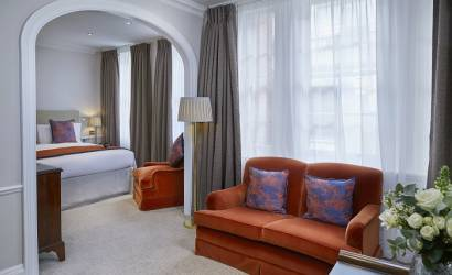 Dukes London unveils new deluxe room category as property completes refurbishment