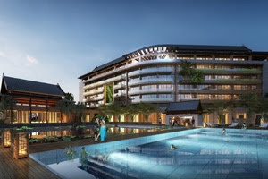 Dusit Devarana Resort, Haikou West signs for 2018 opening